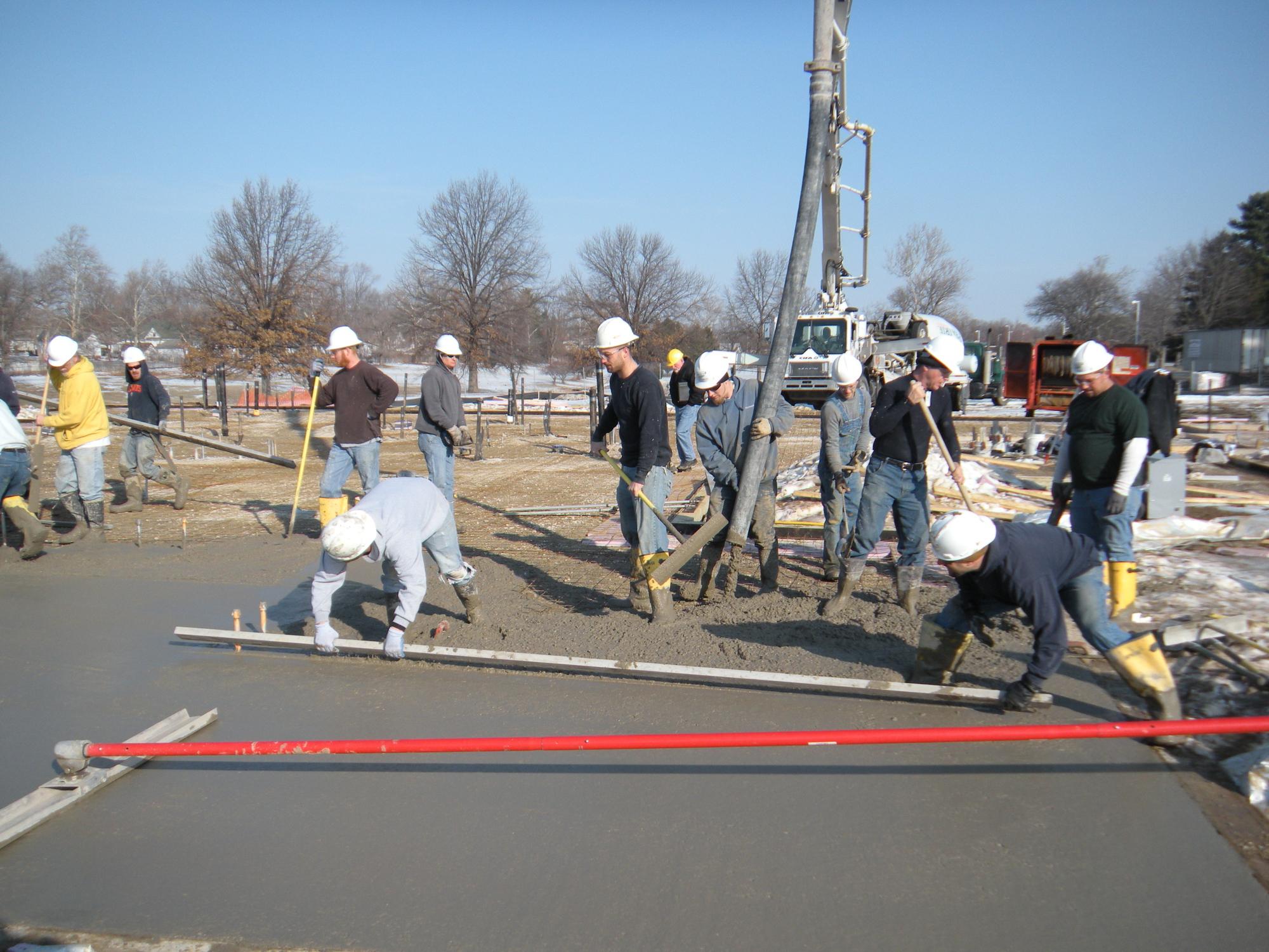Redimere surface solutions concrete construction magazine for America s best contractors