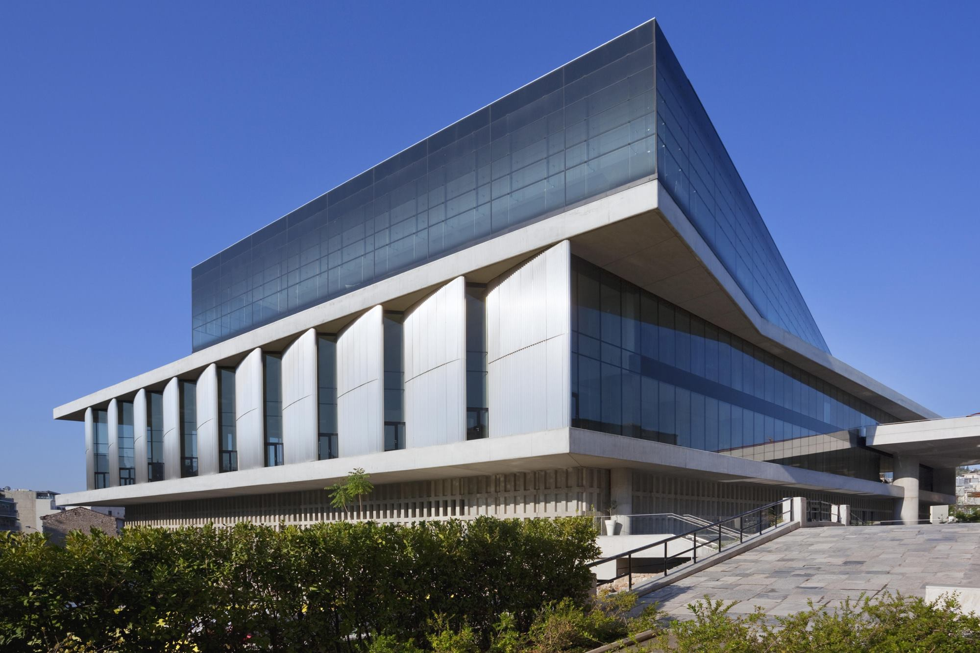 Esto Gallery: New Acropolis Museum  Architect Magazine ...