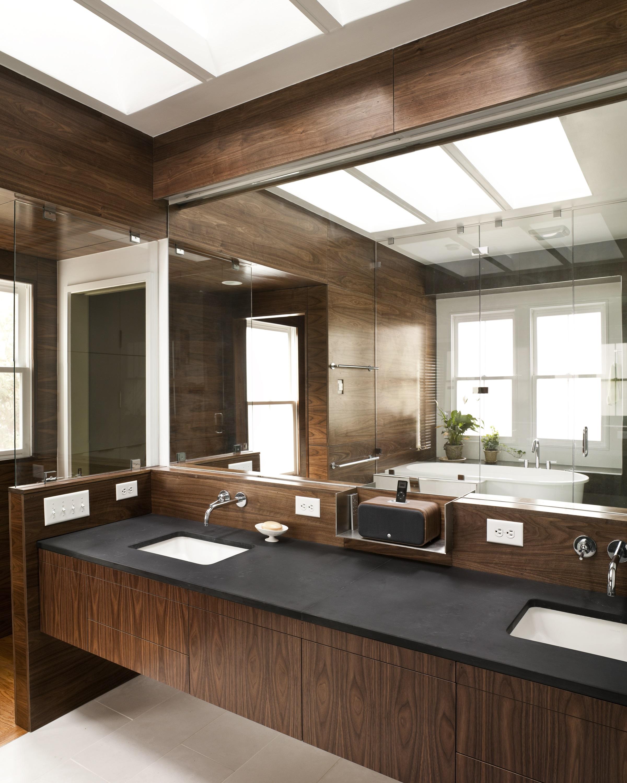 Wright Lane Bathroom Renovation Architect Magazine Alloy Workshop Charlottesville Va