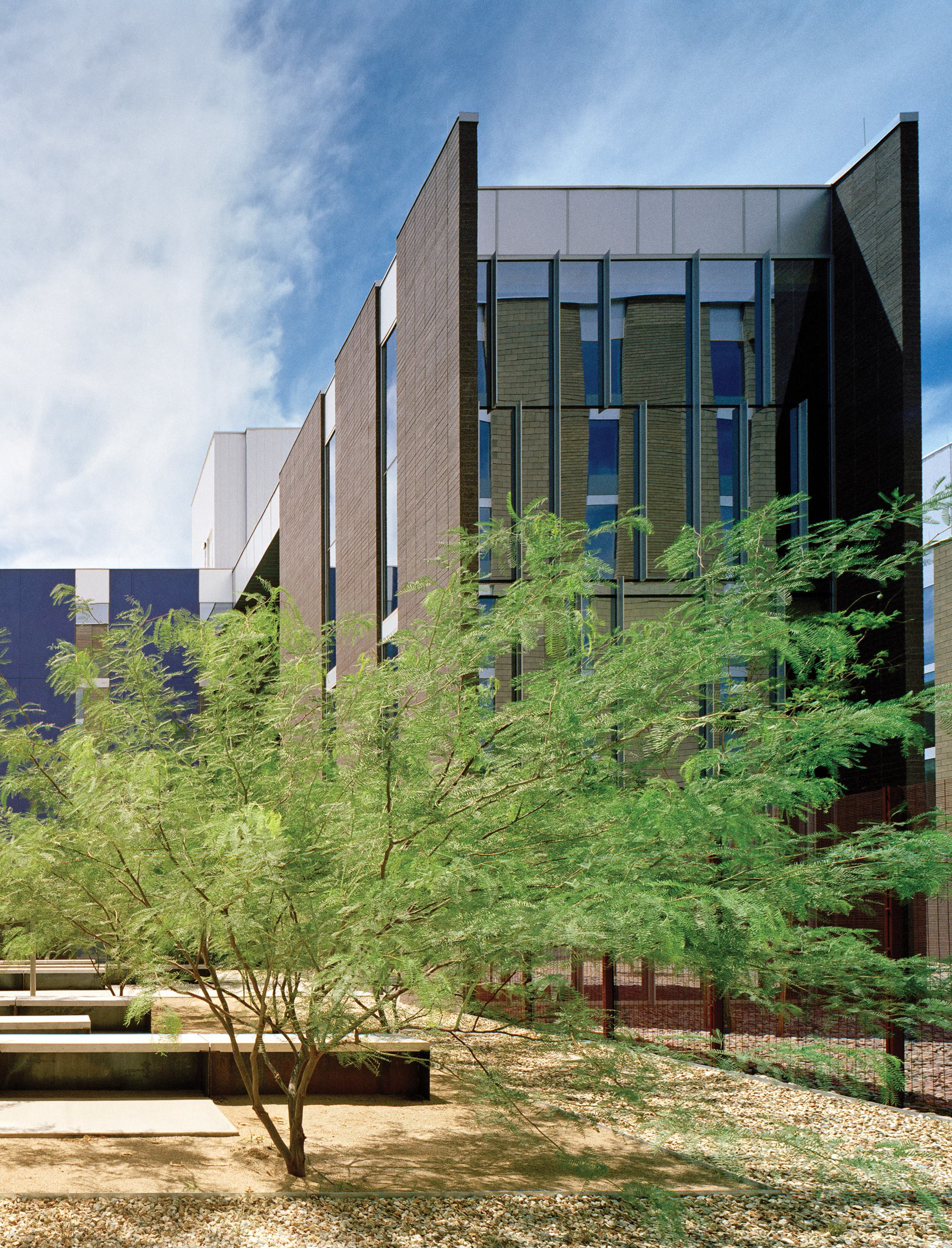 Hassayampa academic village at arizona state university for Residential architect design awards