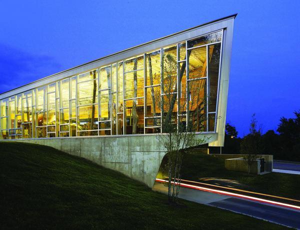 Traverwood Branch Library Architect Magazine Ann Arbor
