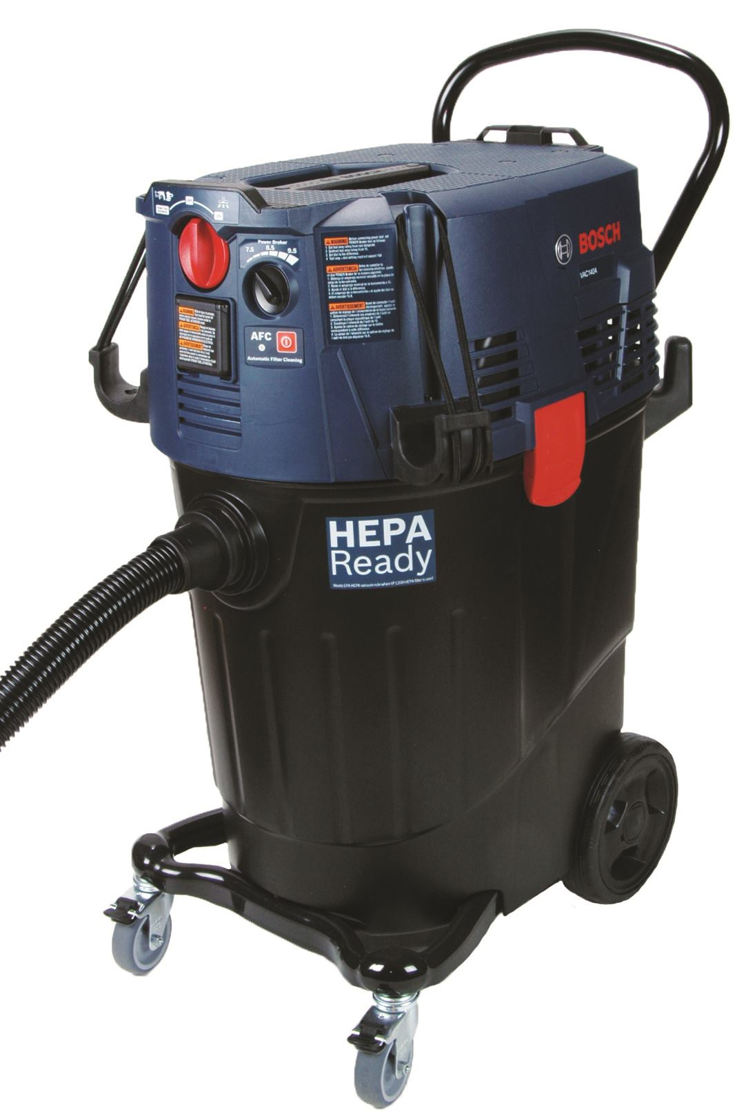 Bosch Vac140a Hepa Vac Tools Of The Trade Vacuums And