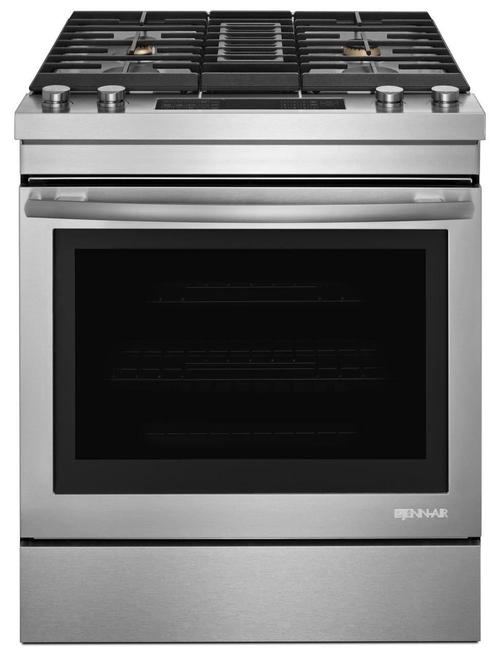 Kitchen Built In Cooktop ~ Jenn air offers inch range with built in downdraft