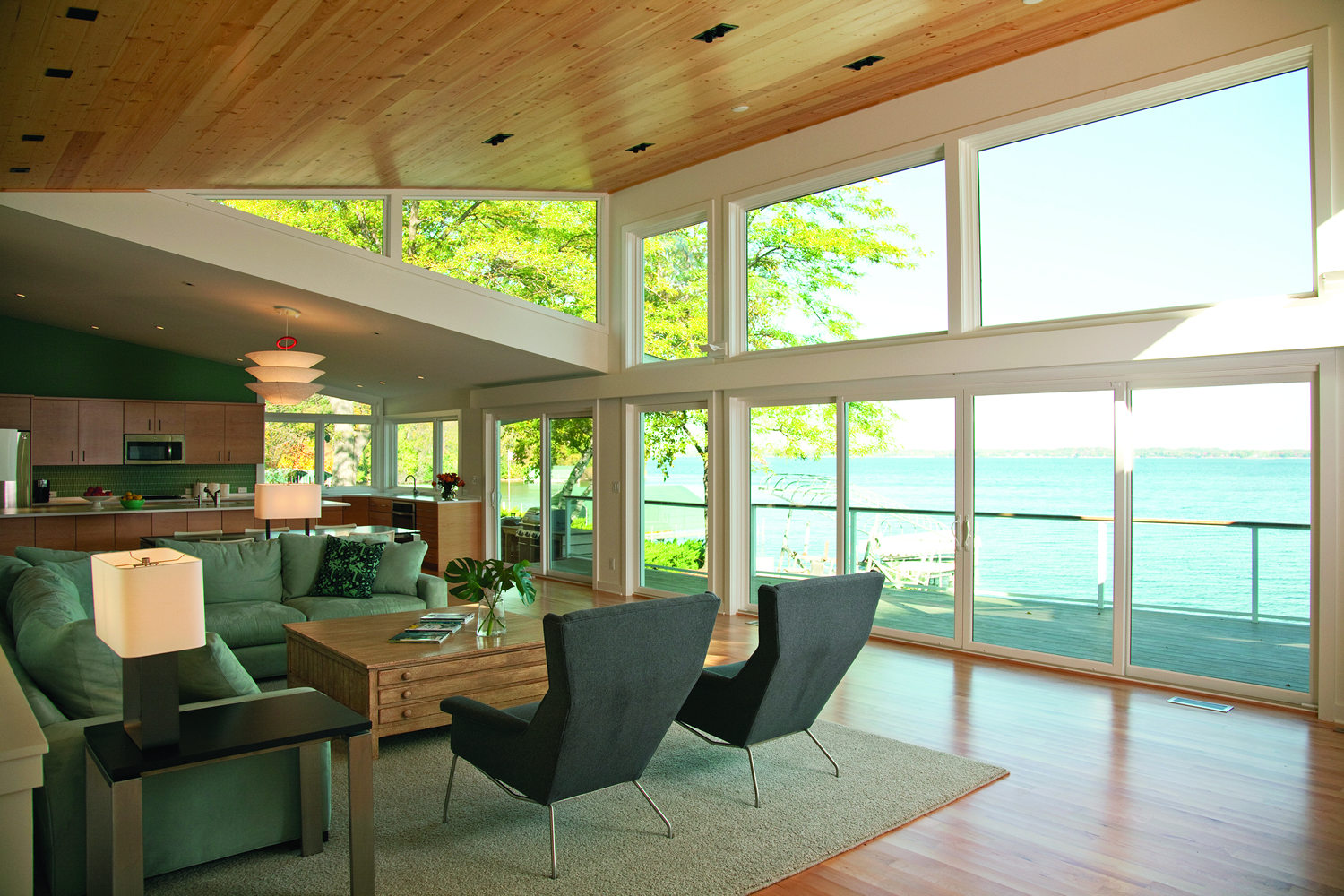 Lakeside Calling Card | Residential Architect | Windows, Design, Marketing Part 53