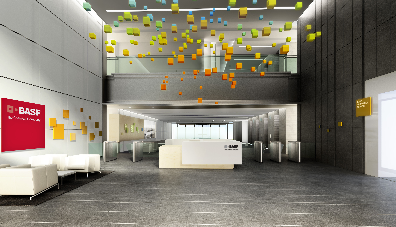 Nj Llc Search >> BASF North American Headquarters | Architect Magazine | Gensler, Florham Park, NJ, United States ...