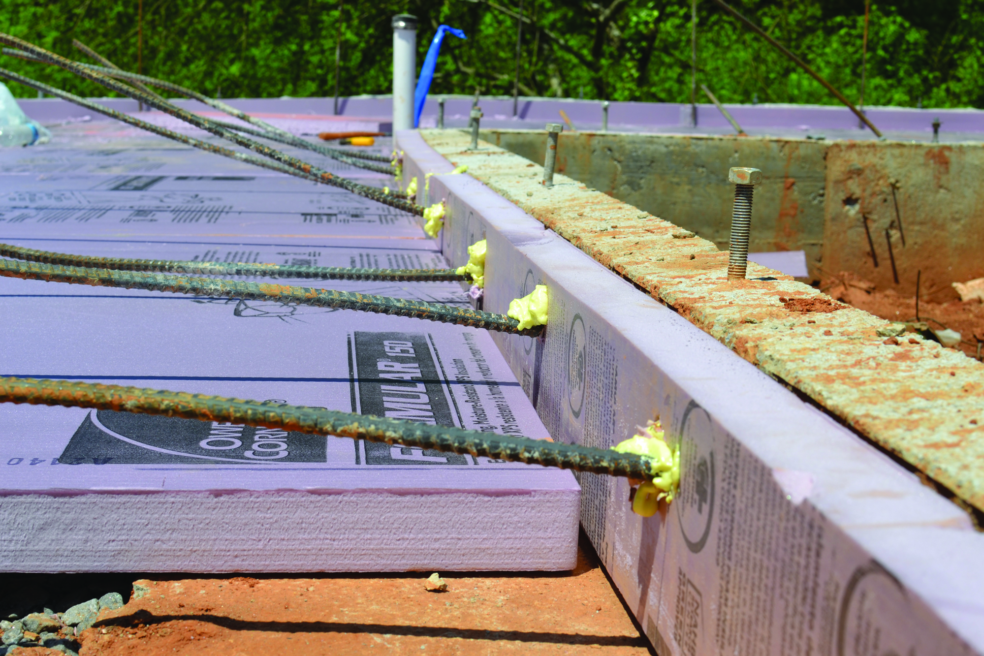 An Insulated Slab For The Deep South Jlc Online Energy