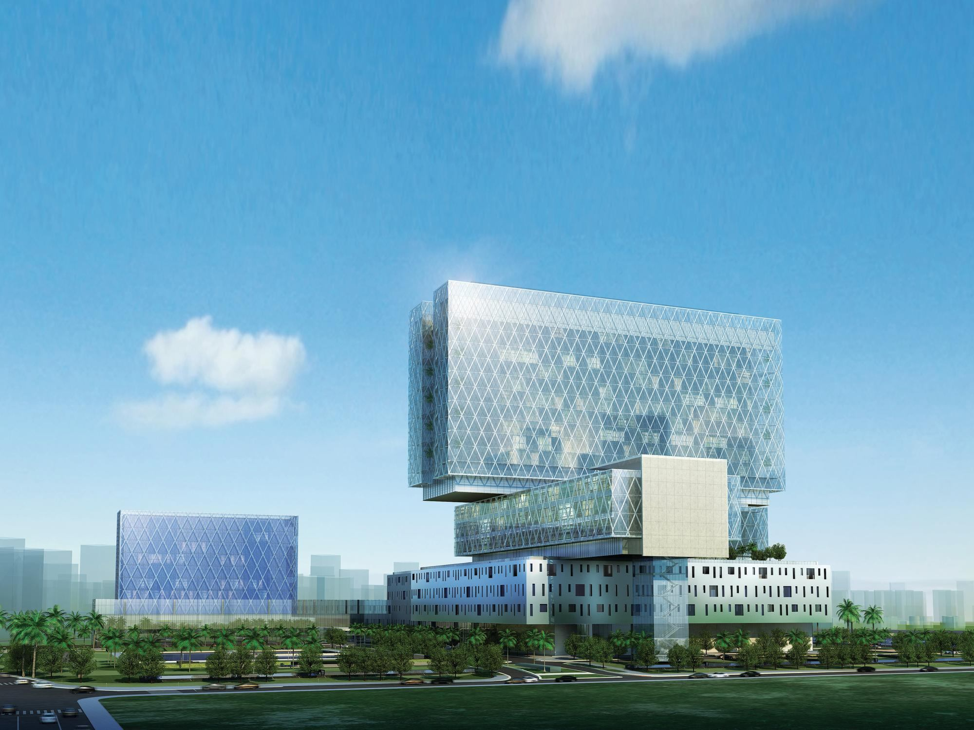 Image gallery hdr architecture projects for Architectural design companies in abu dhabi
