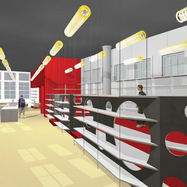 Light Industrial Construction Cost Per Square Foot: 2010 AL Design Awards: P.S. 31 (Staten Island) & P.S. 110
