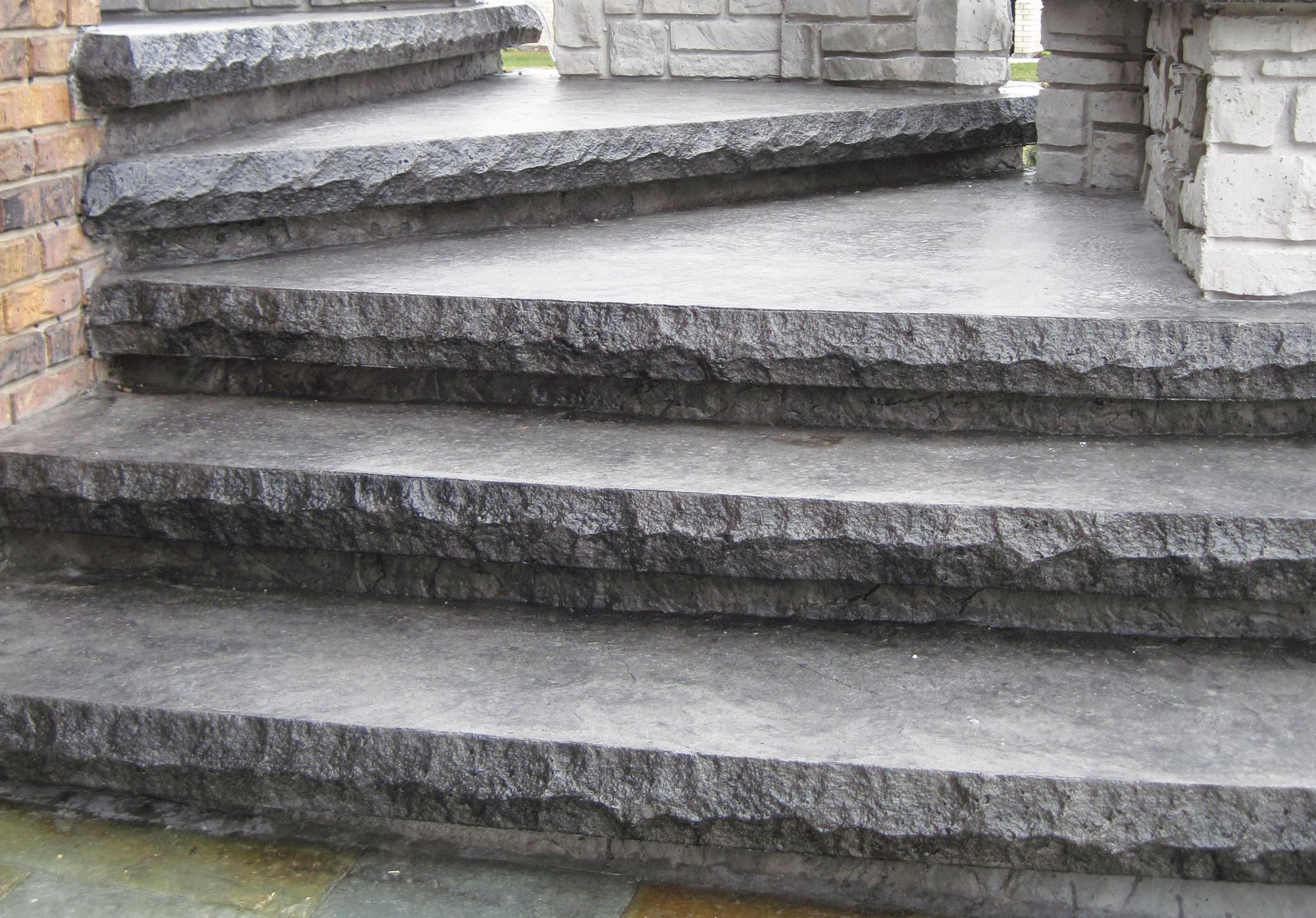 Creating Concrete Stairs| Concrete Construction Magazine | Concrete  Surfaces, Decorative Concrete, Overlays And Toppings, World Of Concrete