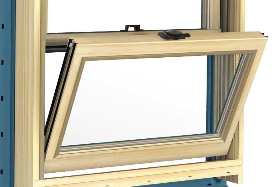 Jeld wen 39 s custom wood double hung windows builder for Custom wood windows online