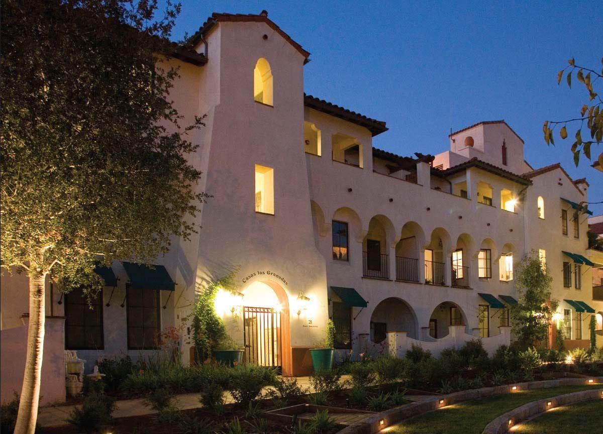 Casas Las Granadas Santa Barbara Calif Residential