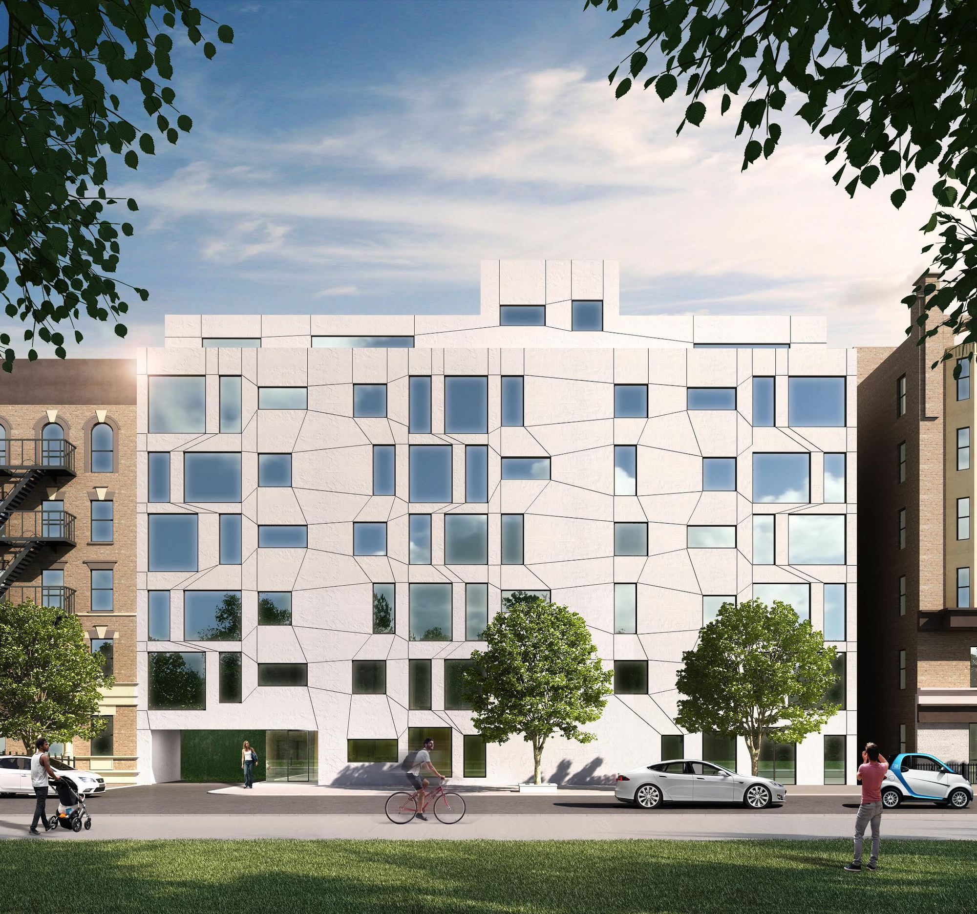 Apartments For Rent Magazine: Passive House Rental Opens In NYC