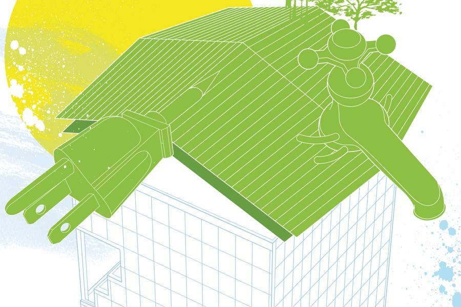 What Is A Sustainable Roof Ecobuilding Pulse Magazine