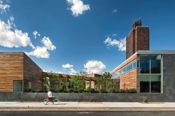Weeksville Heritage Center Designed By Caples Jefferson