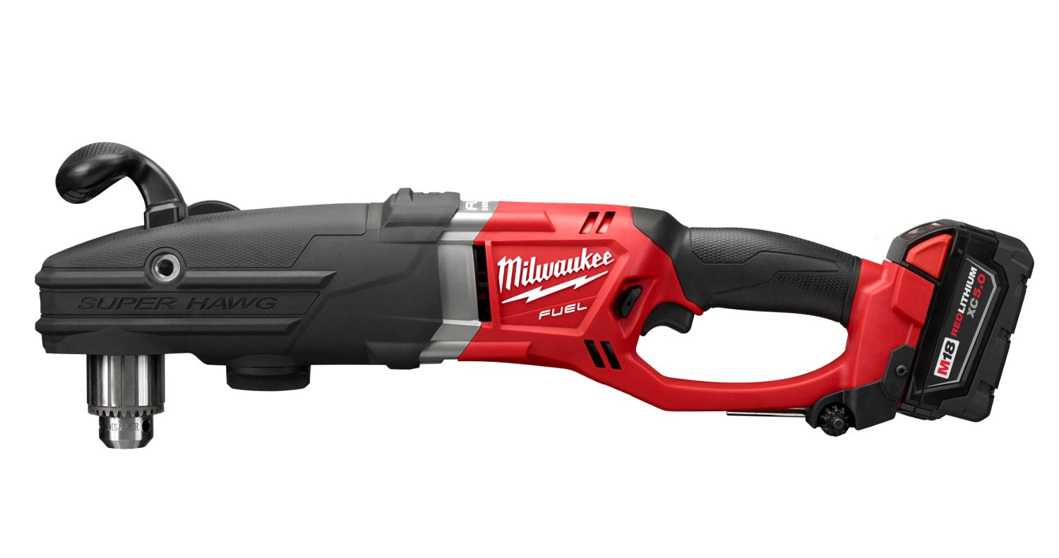 Milwaukee M18 Super Hawg Tools Of The Trade Cordless