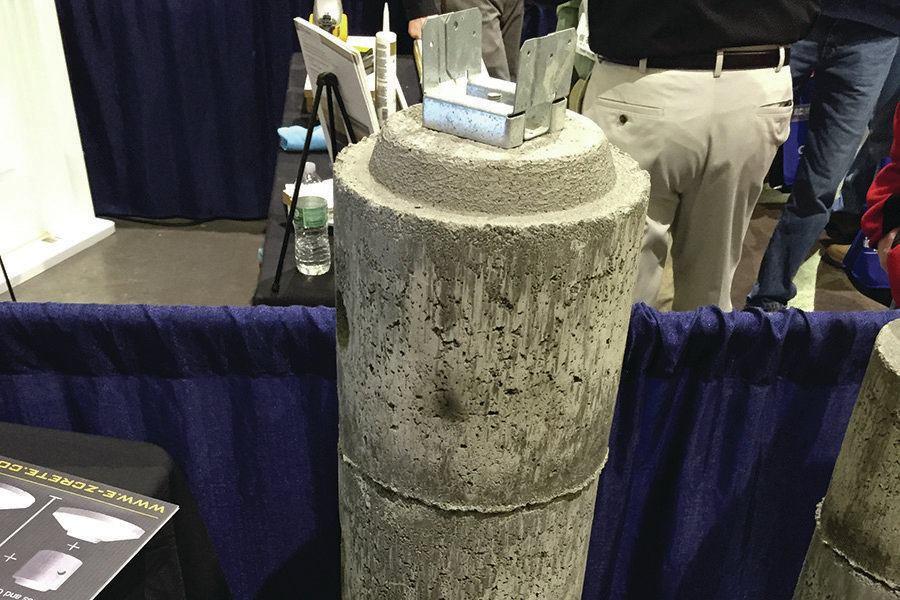Precast Concrete Footings Jlc Online Foundation