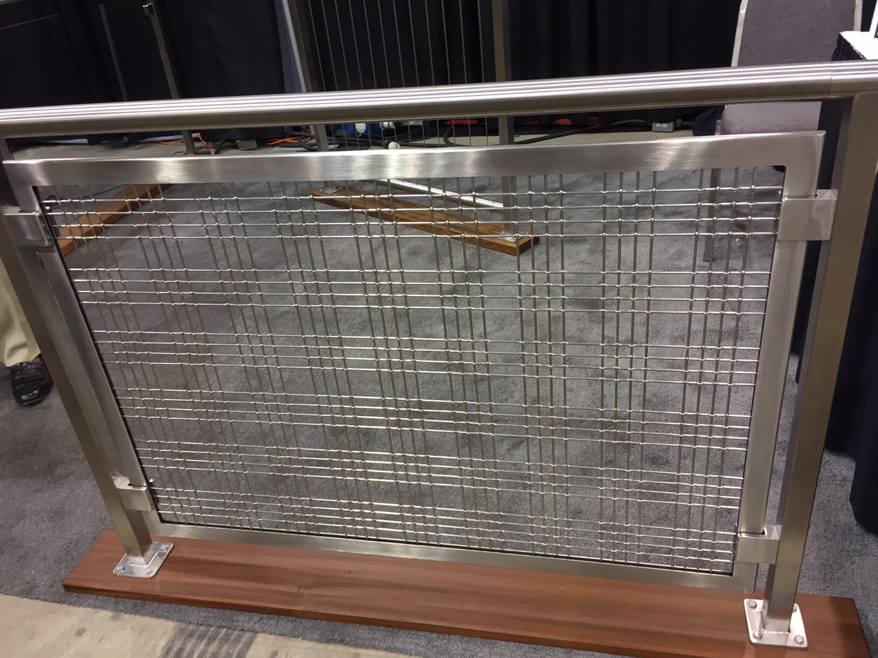 Railings Are Ruling At Deckexpo 2015 Remodeling