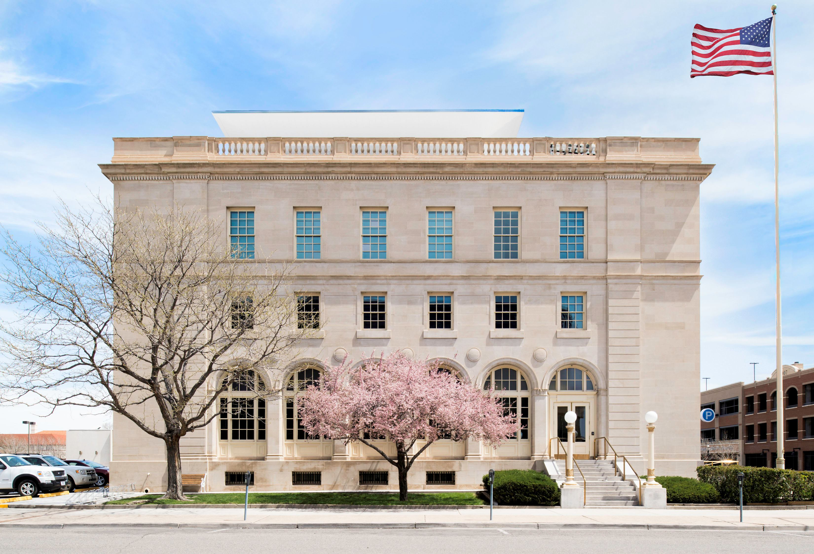 Federal Building Services : Aia cote top ten winner wayne n aspinall federal