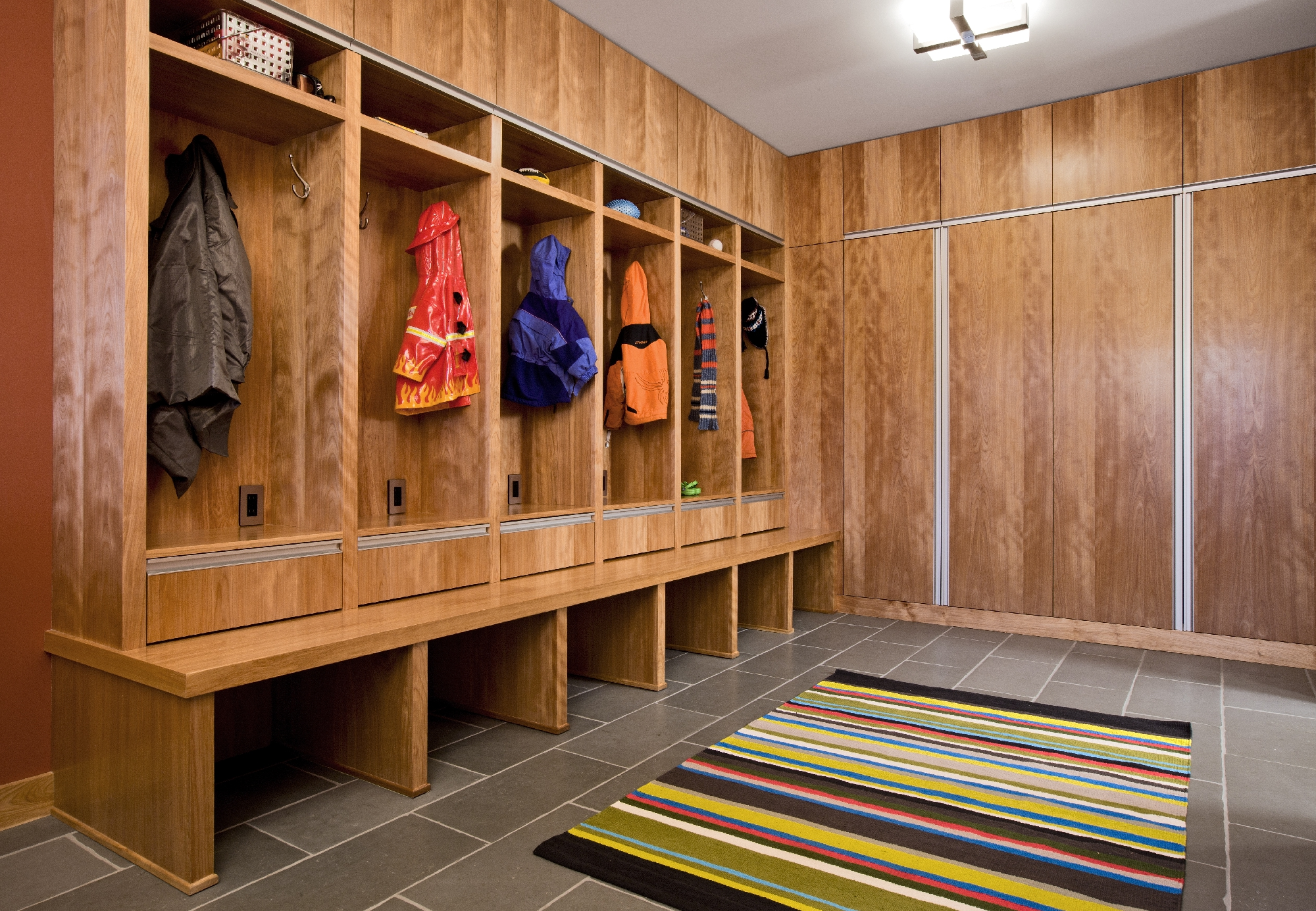 Eleven Marvelous Mudrooms And Entryways Builder Magazine