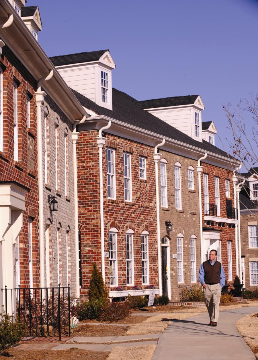 Meeting Street Communities Combines Panelization And