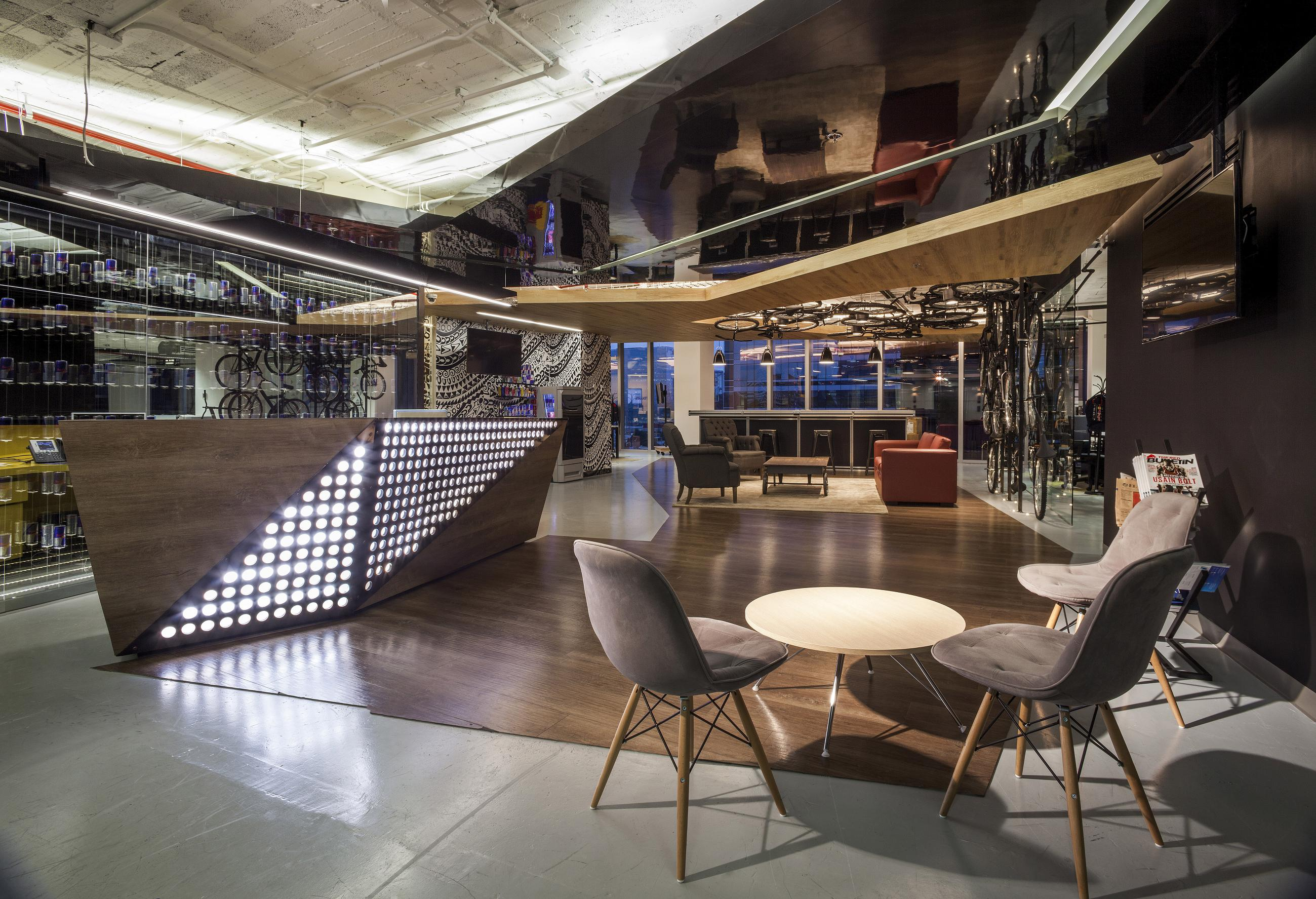 Red Bull Offices red bull mexico | architect magazine | space, mexico, polanco