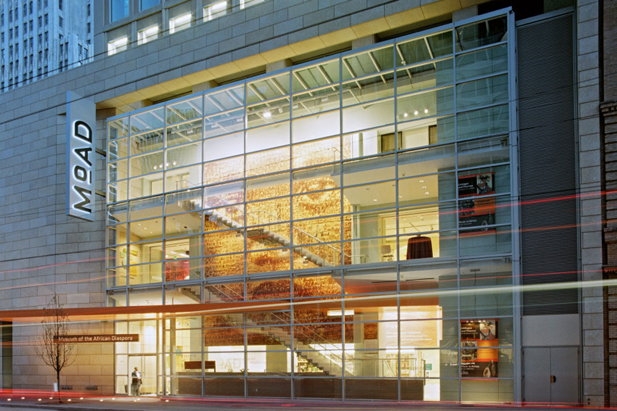 Museum of the african diaspora architect magazine the for San francisco new museum
