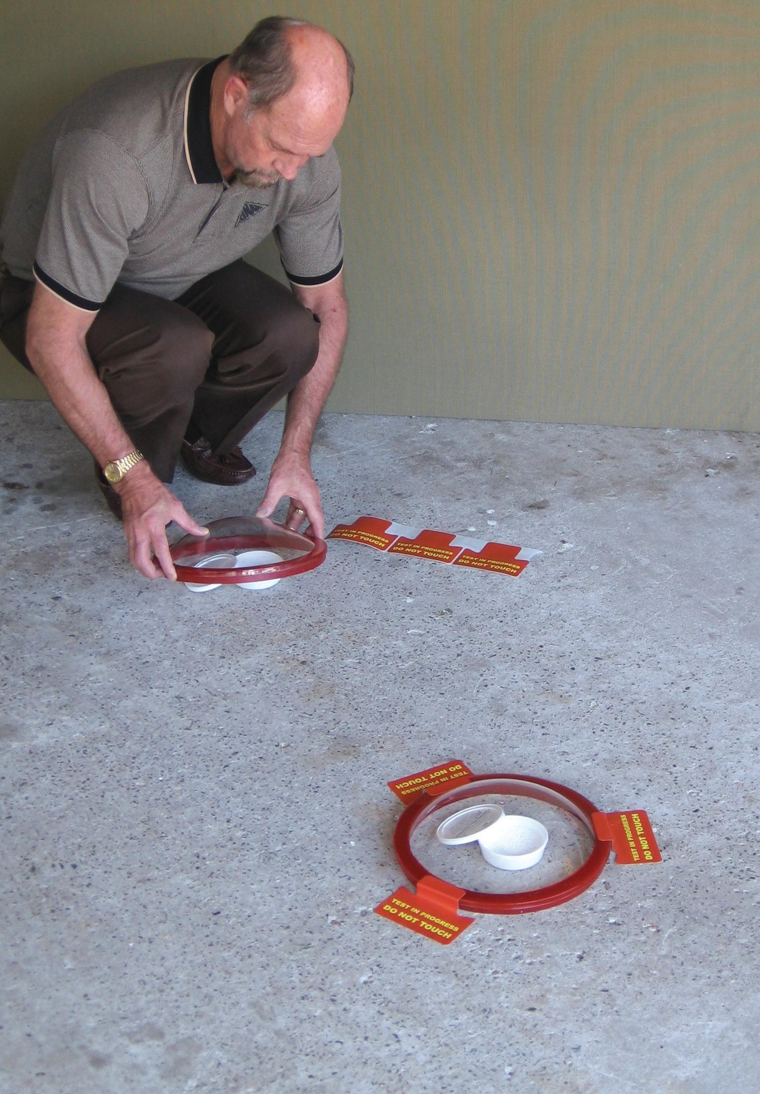 How Moisture Test Concrete Floors