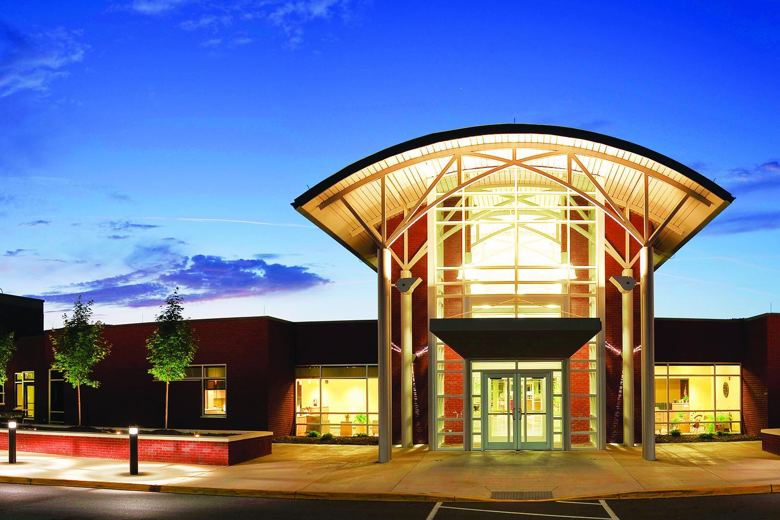 Roanoke va architect magazine local markets for Home builder in roanoke va