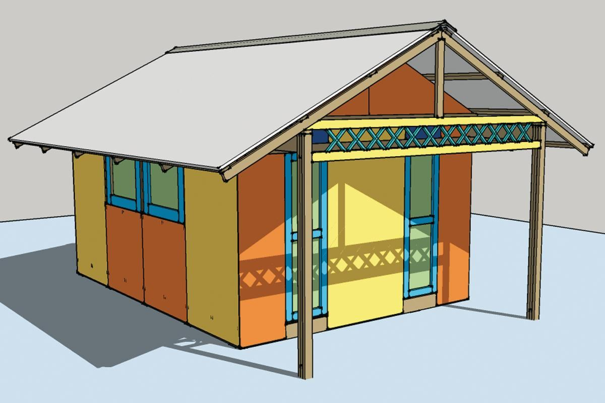 Rebuilding after disaster residential architect for Metairie architects
