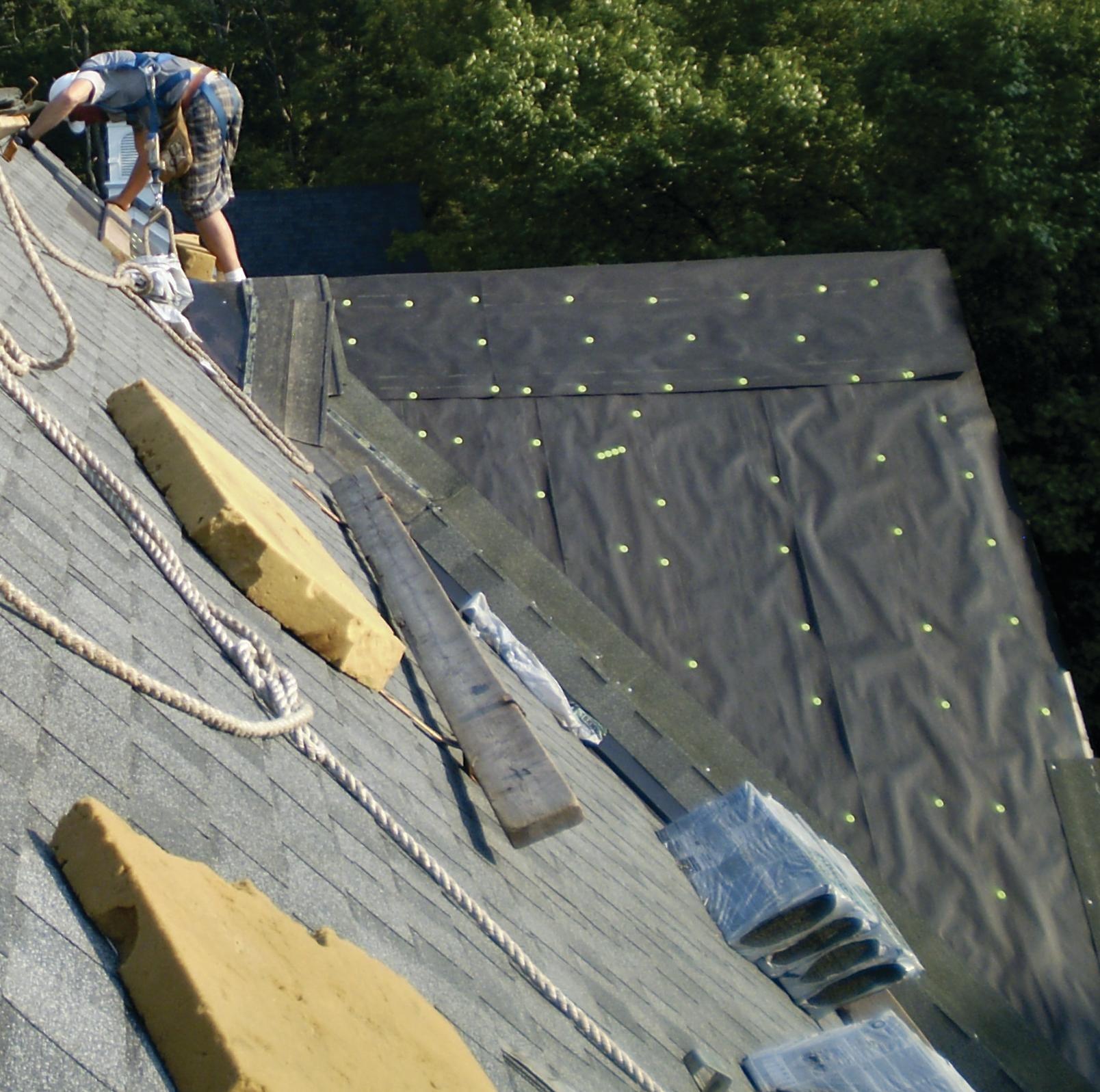 Roofing Underlayment Jlc Online Moisture Barriers Roofing
