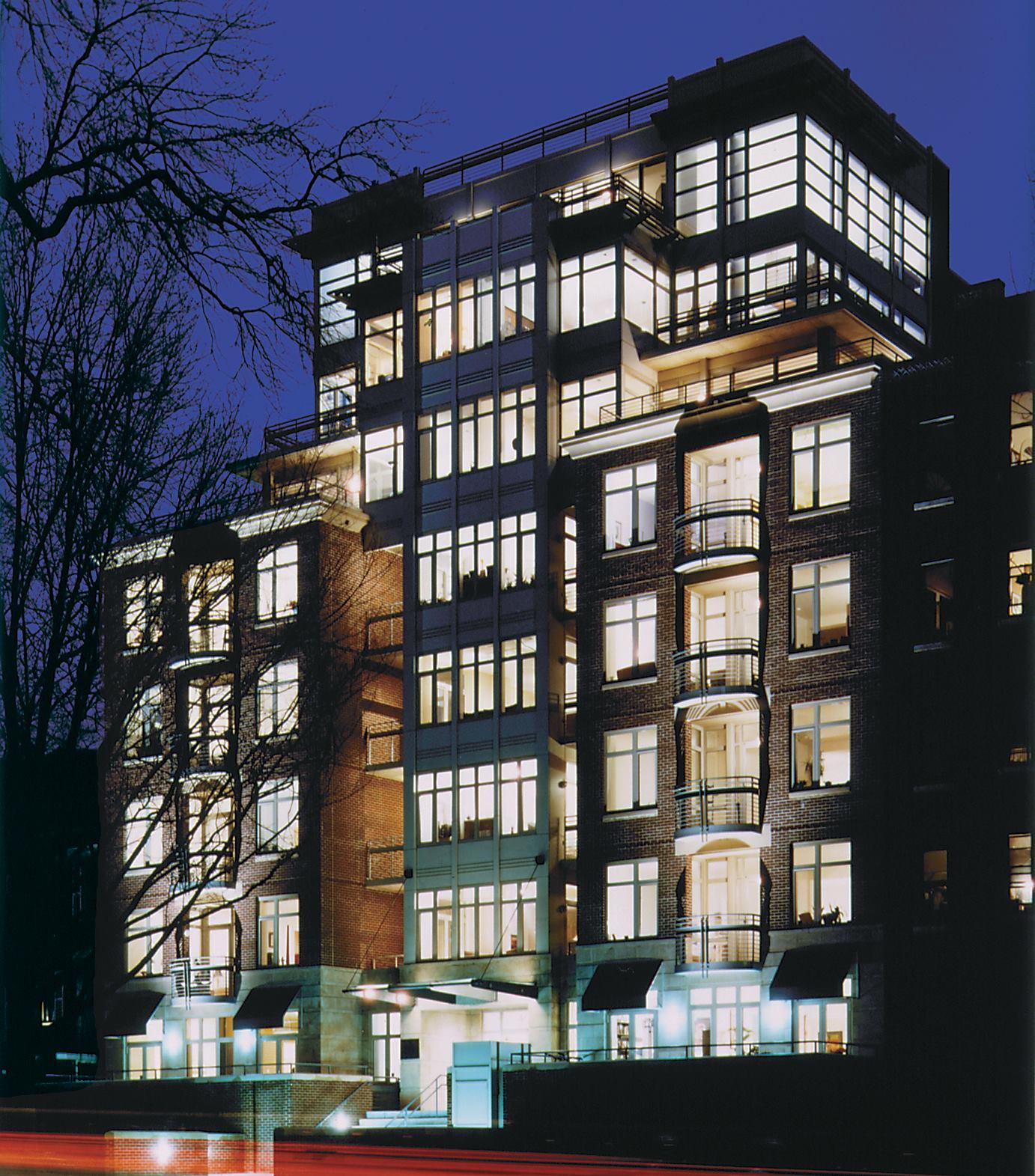 Park hill north condominiums washington d c for Residential architect design awards
