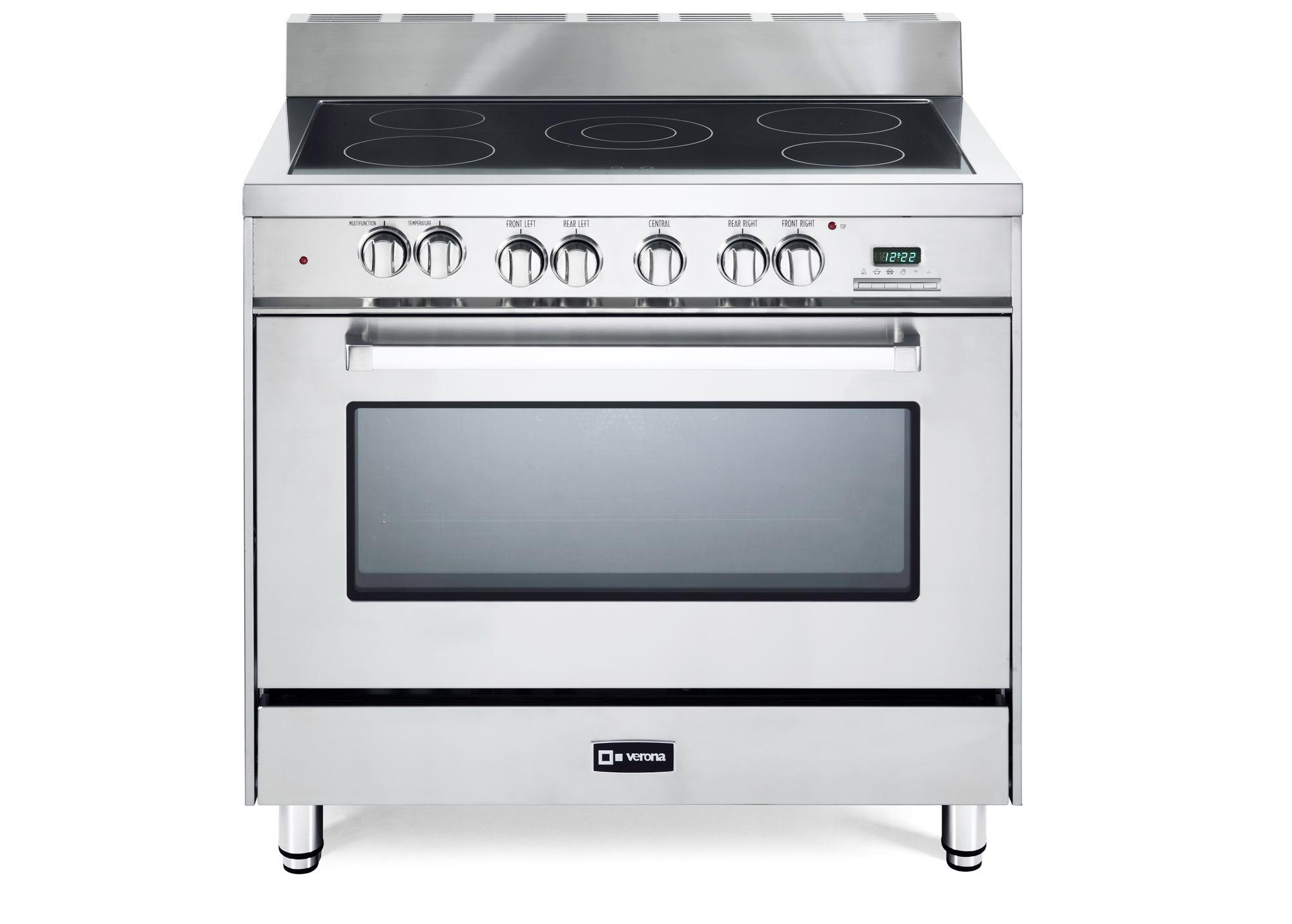 Verona Appliances 36 Inch All Electric Range Jlc Online