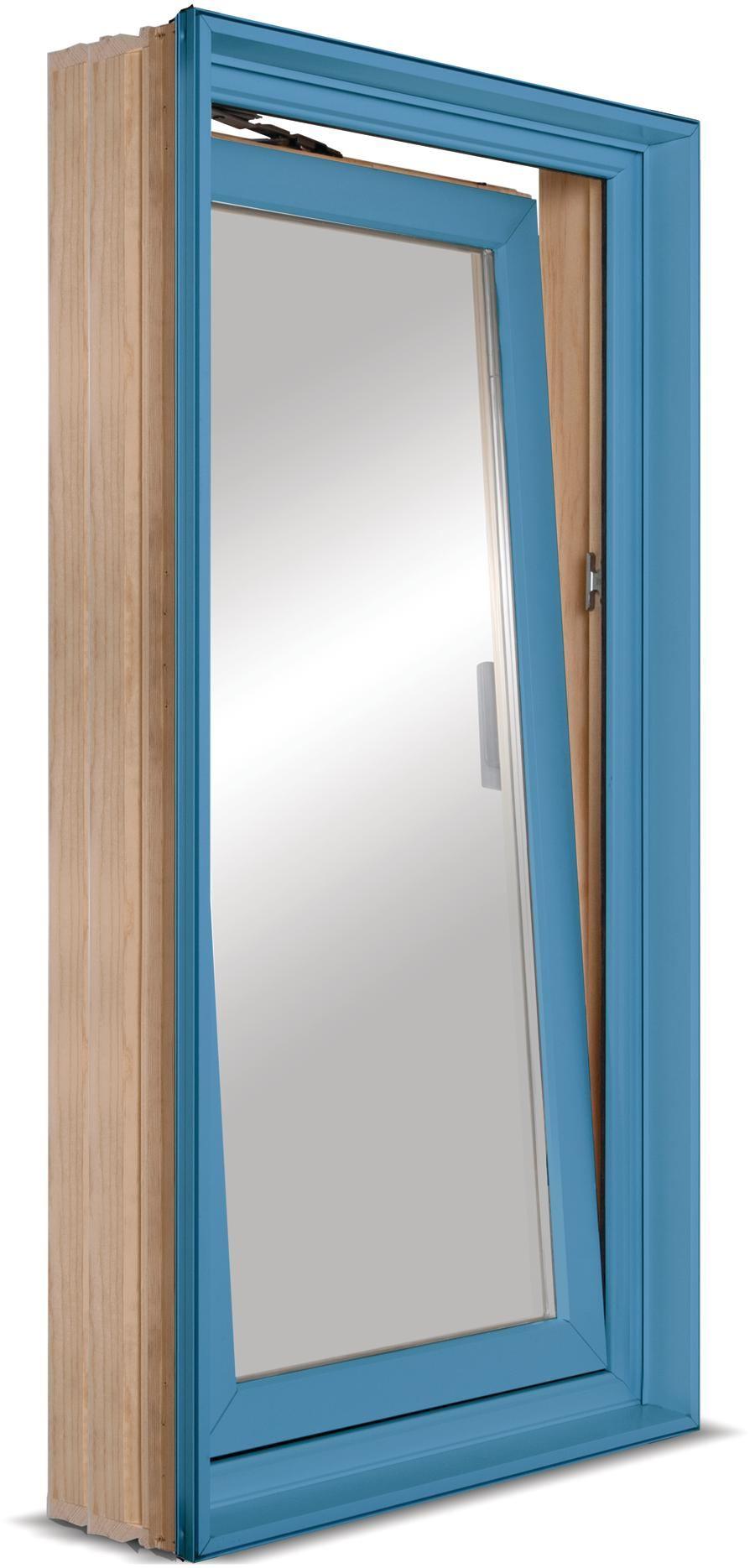 Tilt Turn Casement Window : Jeld wen custom tilt and turn windows architect magazine