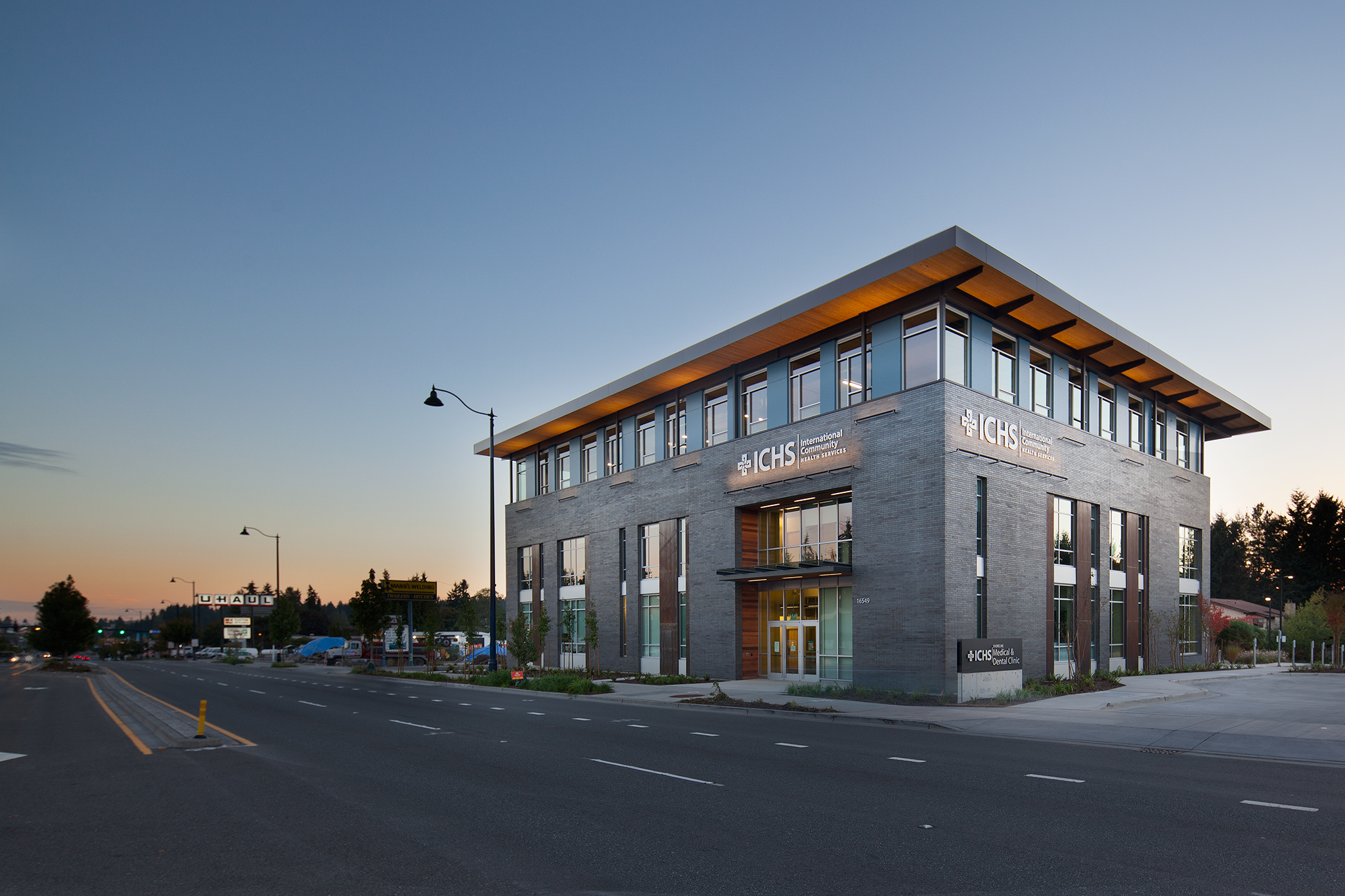 Shoreline Medical And Dental Clinic Architect Magazine