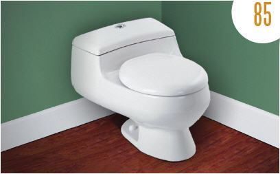 The Prestigio 4 Toilet From Mansfield Plumbing