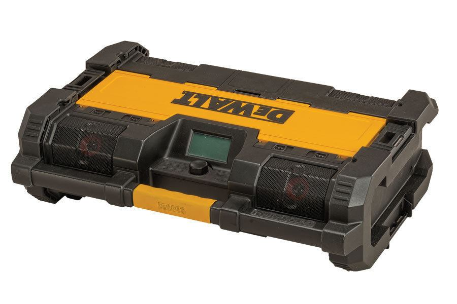 DeWalt ToughSystem Music Player and Charger | Tools of the ...