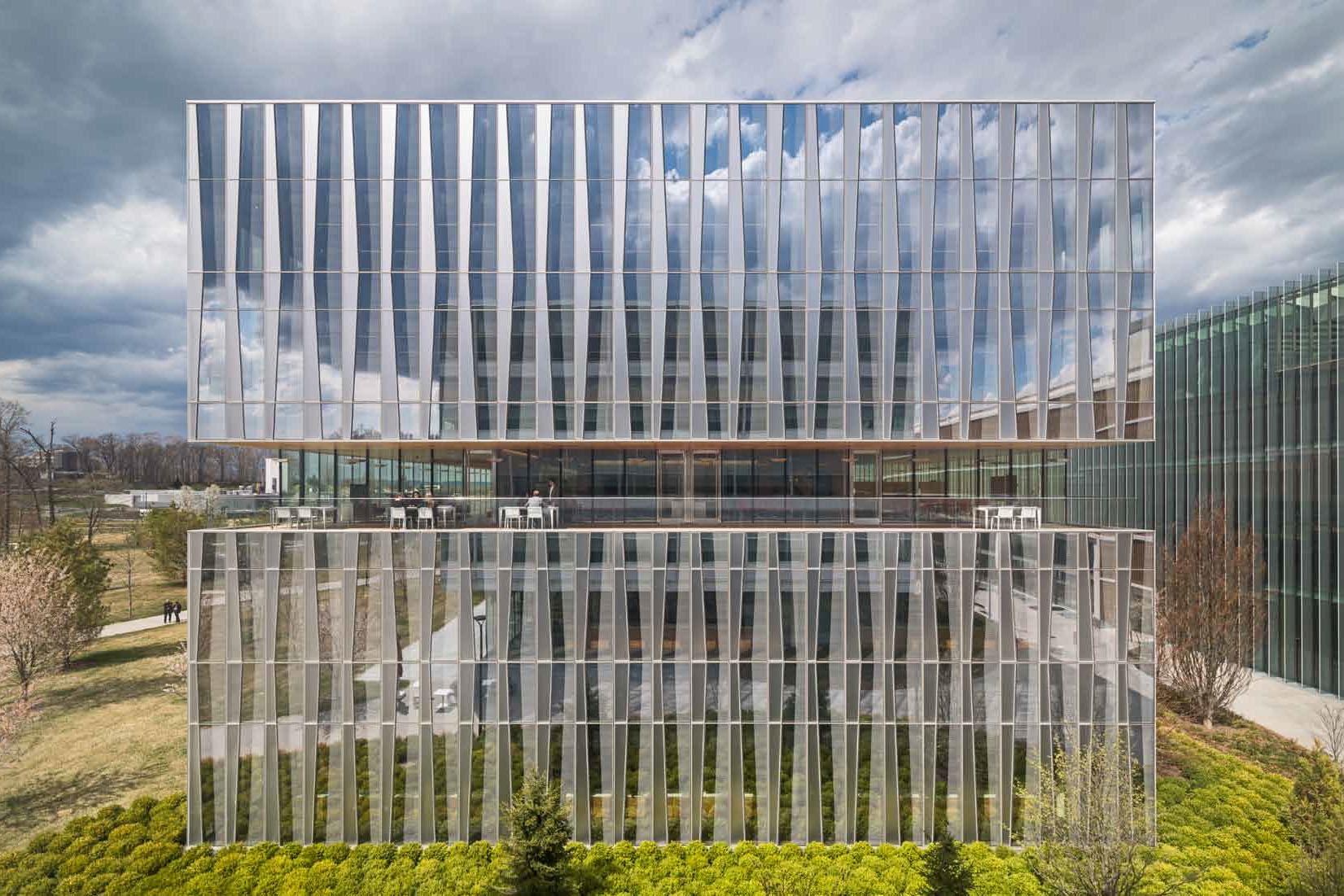 Novartis Pharmaceuticals Office Building Architect