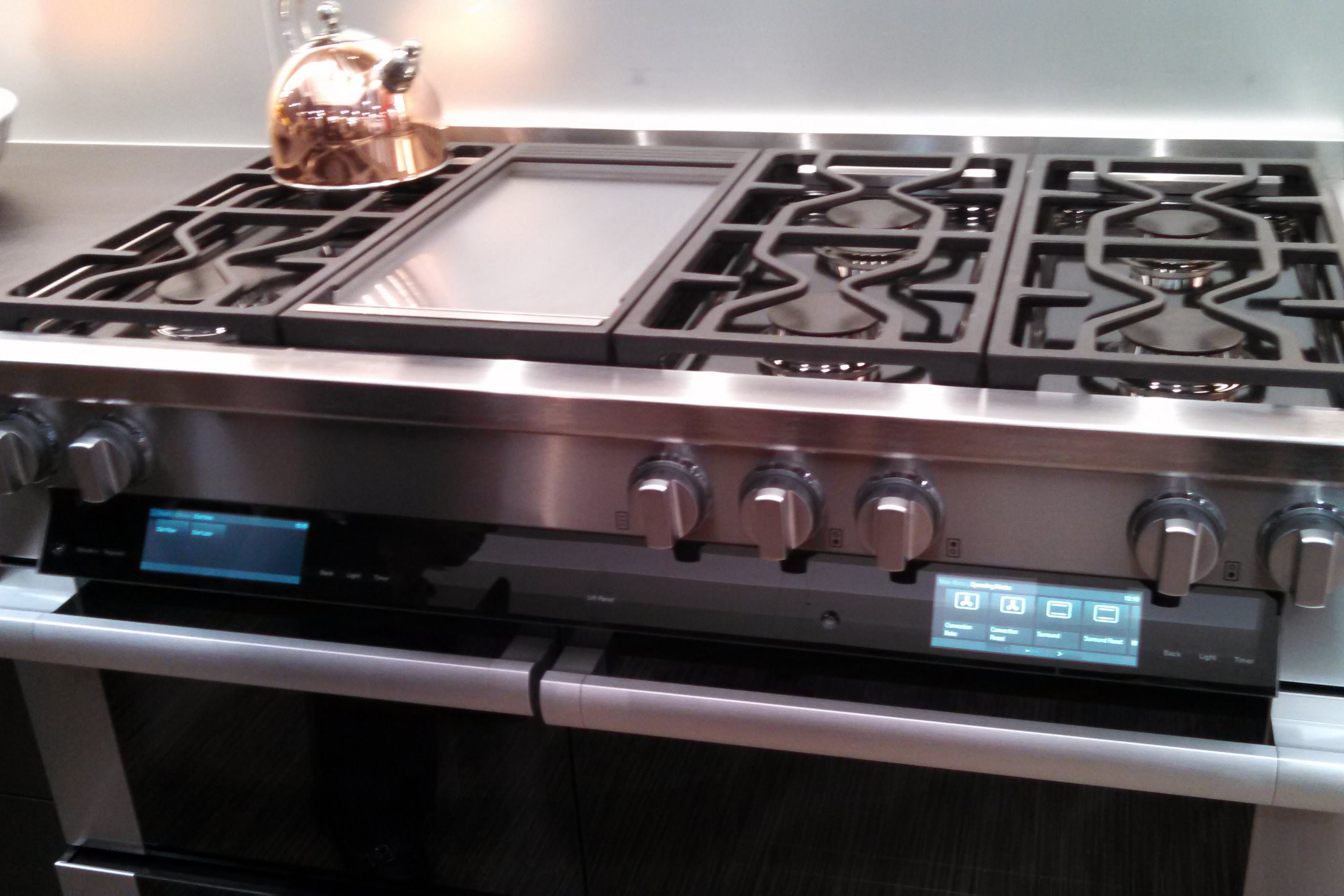 Uncategorized Foster Kitchen Appliances cooktop by foster custom home magazine appliances cabinets high end shine at kbis 2015