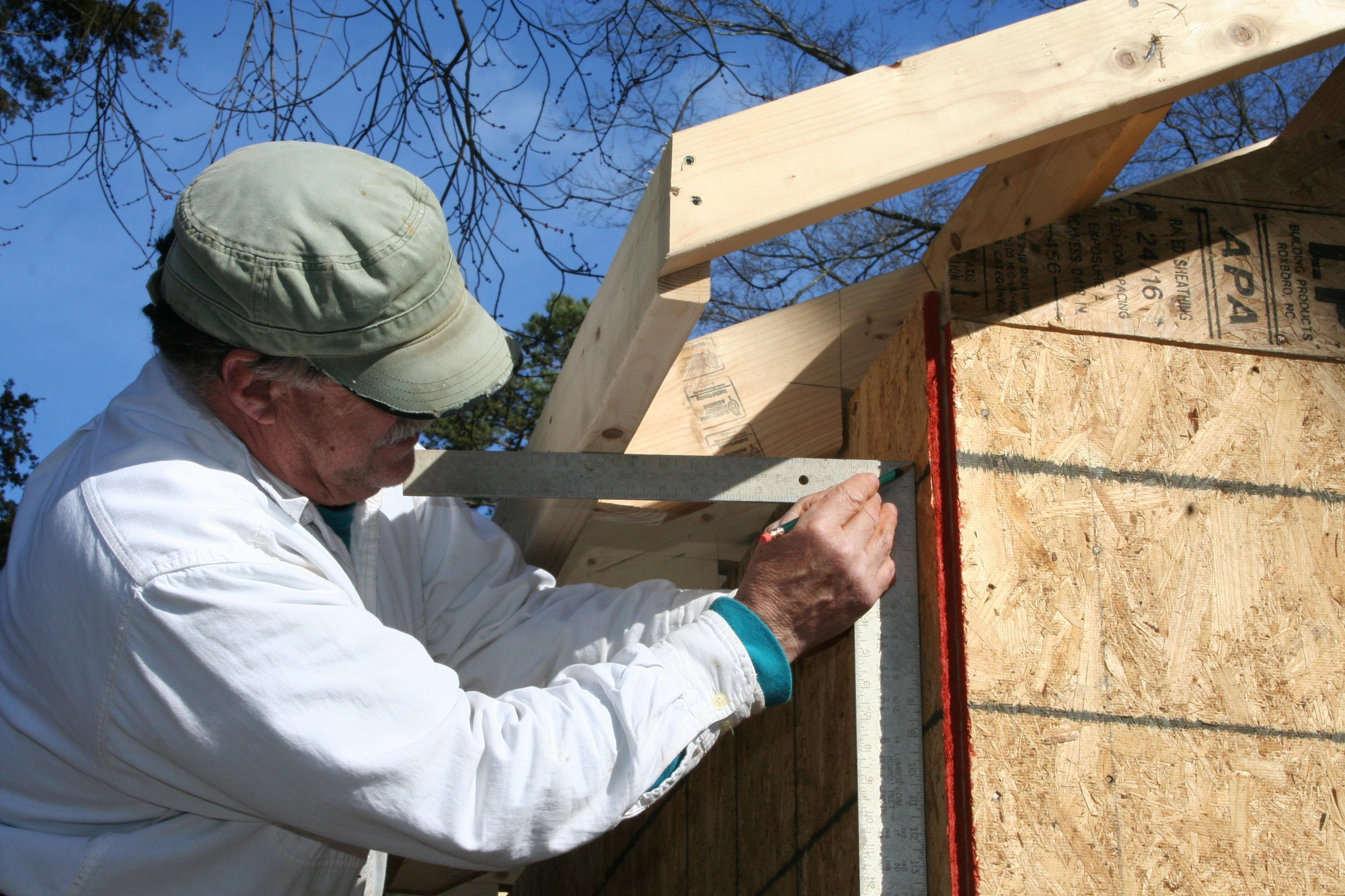 Framing Eaves And Rakes