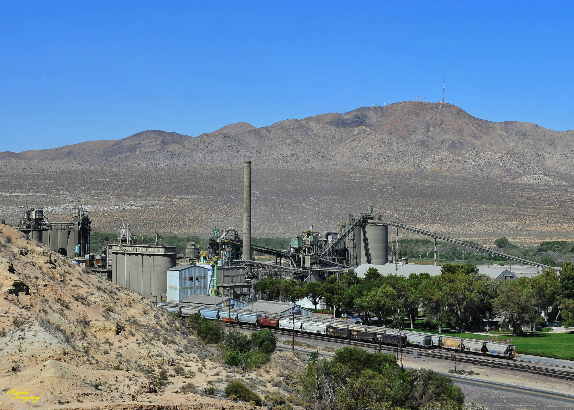 Cement Manufacturing Plants United States : Historic cement plant receives environmental accolades