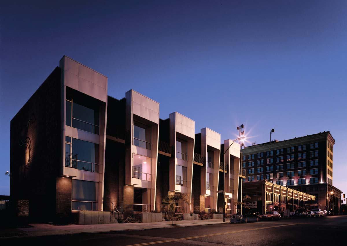 Memphis Tenn Architect Magazine Local Markets