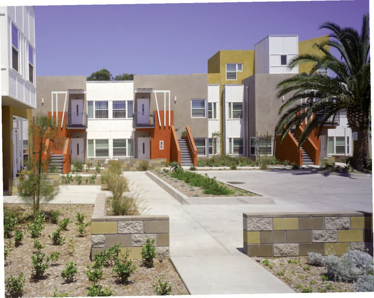 Tesoro Grove Family Housing San Diego Calif Residential Architect Awar
