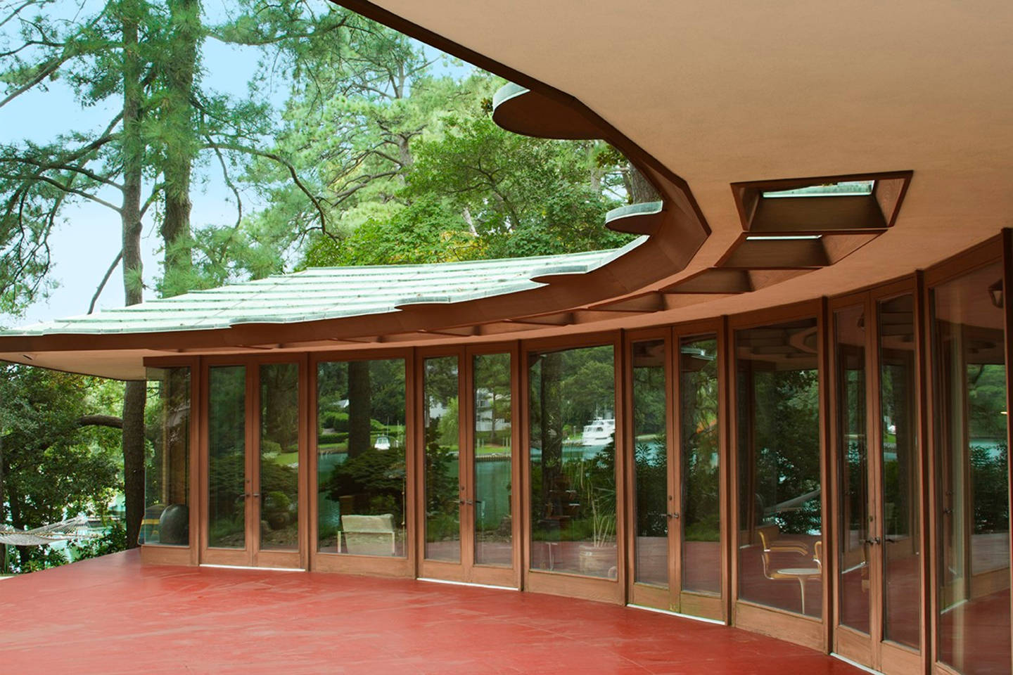 Frank Lloyd Wright House Makes A Comeback On The Market Architect Magazine Architecture