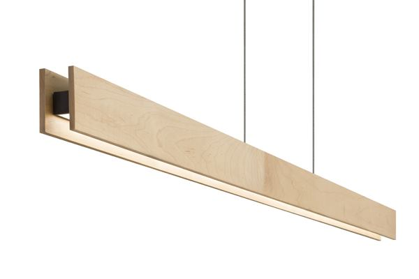 Glide Glass And Glide Wood Edge Lighting Architectural