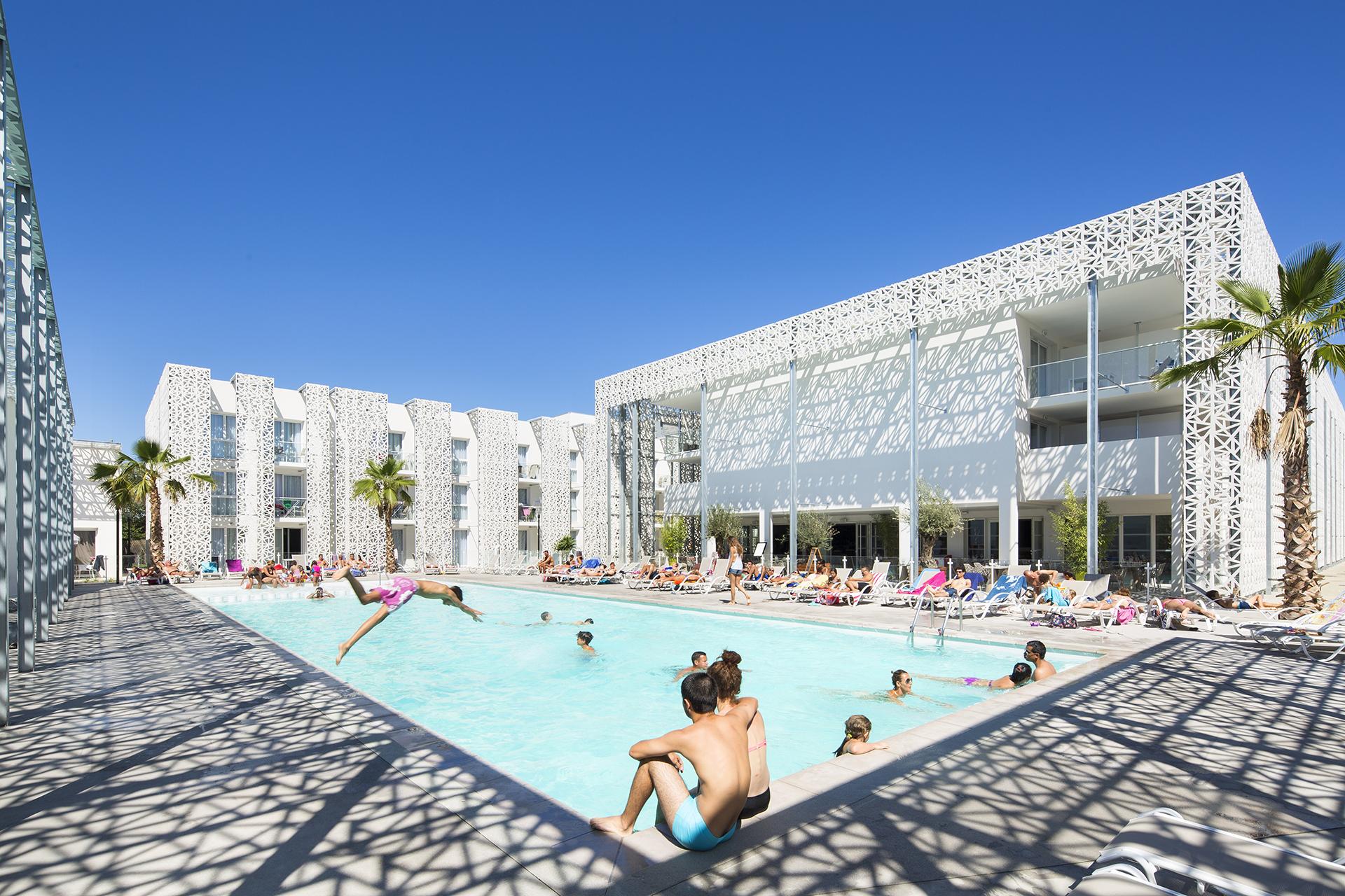 Hotel Cap dAgde | Architect Magazine | Jacques Ferrier Architecture, Agde, FRANCE, Hospitality