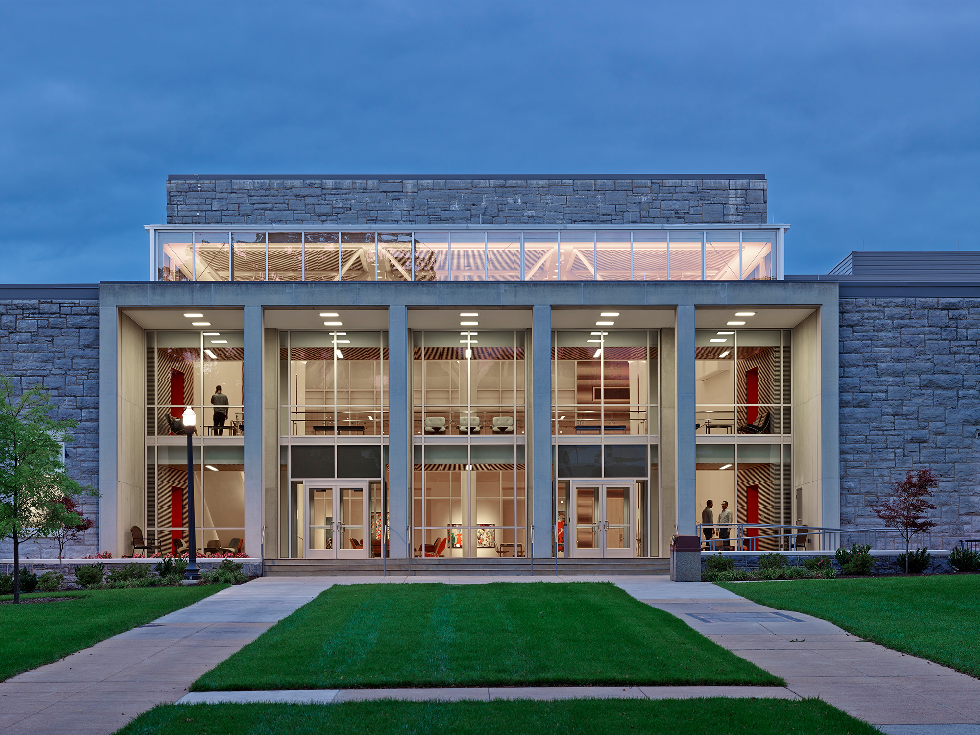 Top Ten Architects Duke Hall James Madison University Architect Magazine