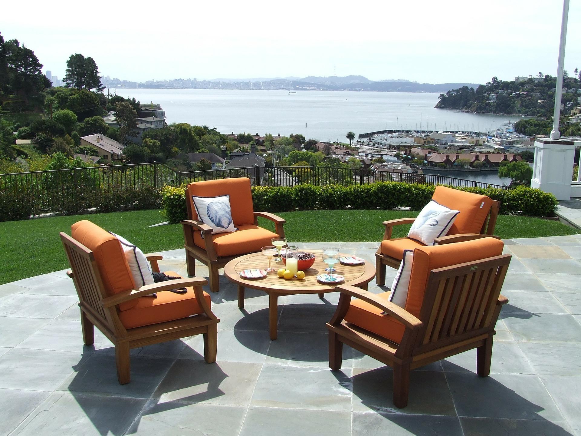 Patio Furniture Design Home Design Ideas and