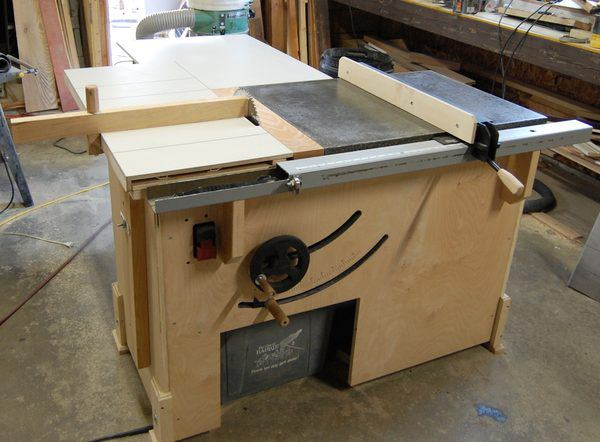 Hacking A Makita Table Saw Tools Of The Trade