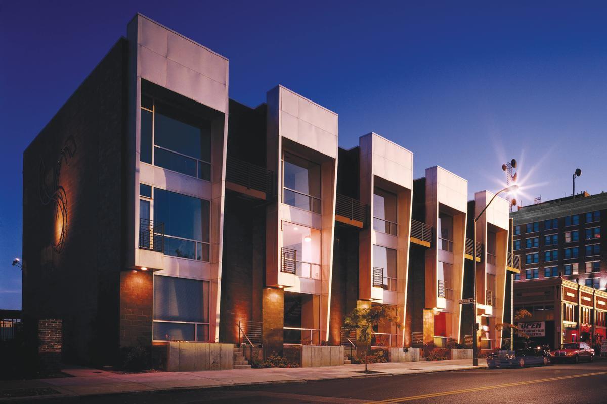 Ge5 memphis tenn residential architect award for Residential architect design awards
