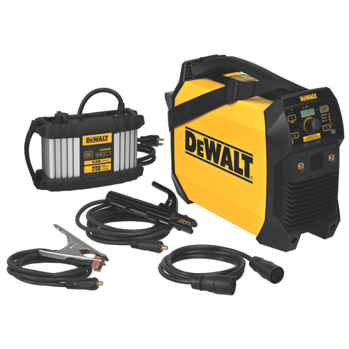 Dewalt Cordless Stick And Tig Welder Tools Of The Trade